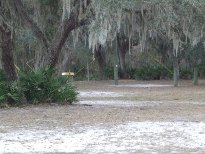 USF Riverfront Park, Main course, Hole 6 Midrange approach