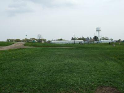 Michigan State University, Main course, Hole 10 Tee pad