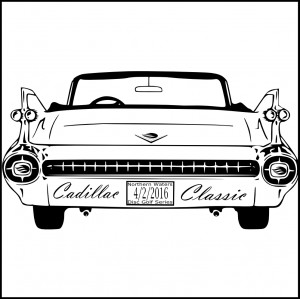 Cadillac Classic at Kenwood Heritage graphic