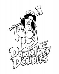 DamnTree Doubles 2010 graphic