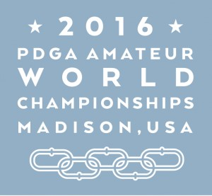 2016 PDGA Amateur & Junior Disc Golf World Championships graphic