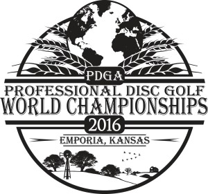2016 PDGA Professional Disc Golf World Championships graphic