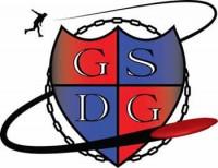 Gem state disc golf club championships graphic