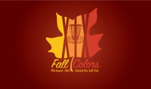 19th Annual Fall Colors graphic