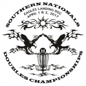 2017 Southern Nationals Doubles Championships graphic