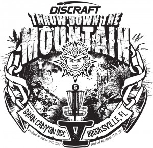 Discraft presents Sun King's Throw Down the Mountain V (Weekend 2) graphic