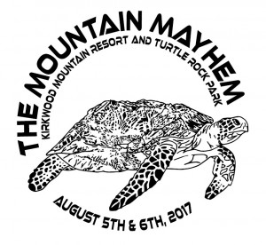 The Mountain Mayhem graphic