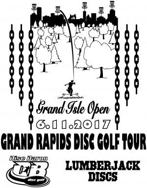 Grand Isle Open graphic