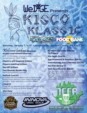 Kisco Klassic Ice Bowl 2017 graphic