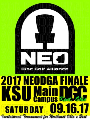 2017 NEODGA Series Finale graphic