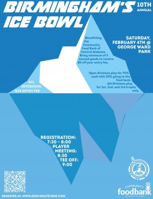10th Annual Birmingham Ice Bowl graphic