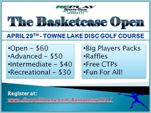 The Basketcase Open presented by Replay Sports graphic