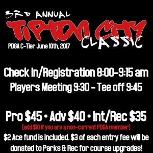Tipton City Classic graphic