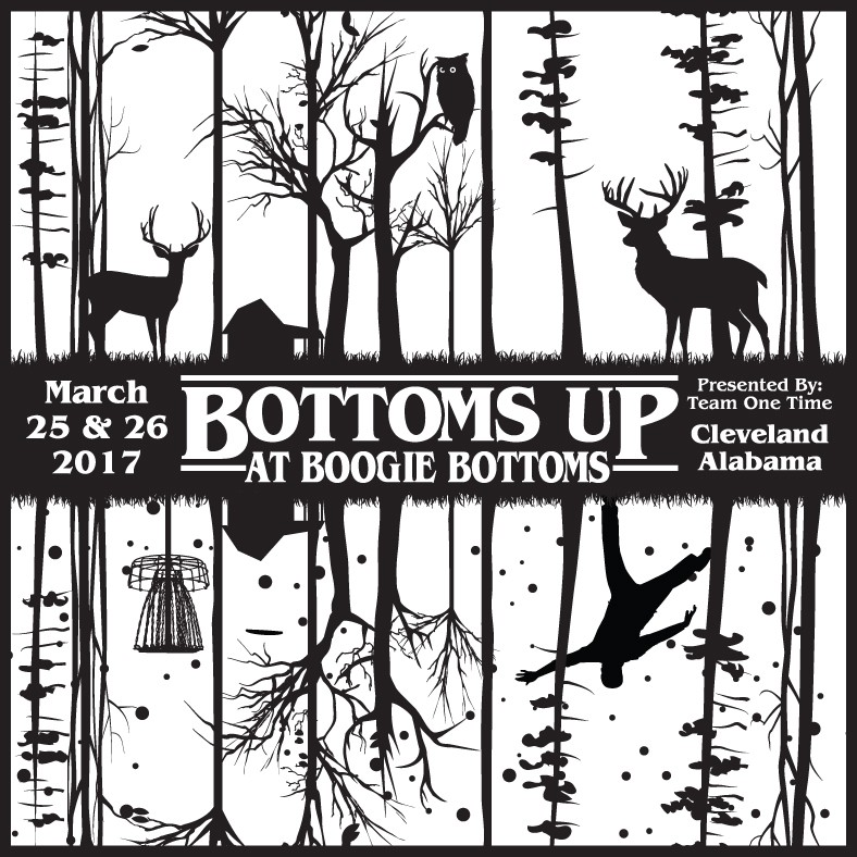 Bottoms Up At Boogie Bottoms  2017  Team One Time   U00b7 Disc