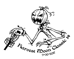 14th Annual Harvest Moon Classic graphic