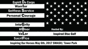 Inspiring Our Heroes graphic