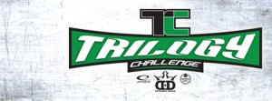 The 2017 Trilogy Challenge graphic
