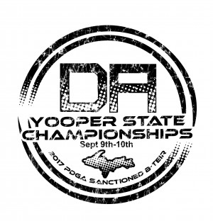 2nd Annual Yooper State Disc Golf Championships presented by Da Vape Escape graphic