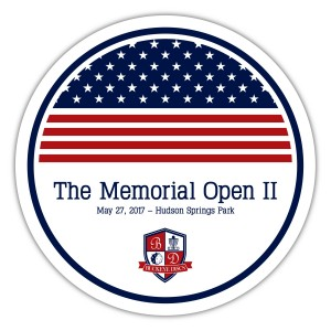 The Memorial Open II Presented by Buckeye Discs graphic
