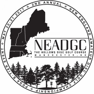 Cross Insurance Presents: New England Amateur Disc Golf Championship graphic