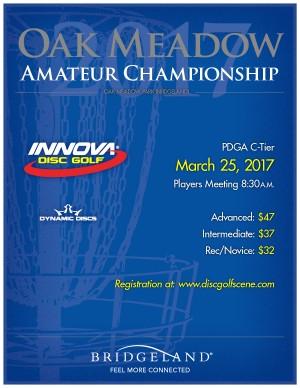 Oak Meadow Amateur Championship graphic