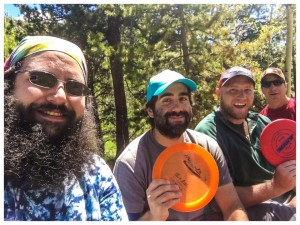 Tour De Friz @ Golden Eagle Disc Golf Course graphic
