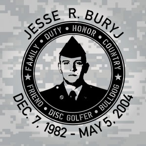 5th Annual Jesse Buryj Memorial Open graphic