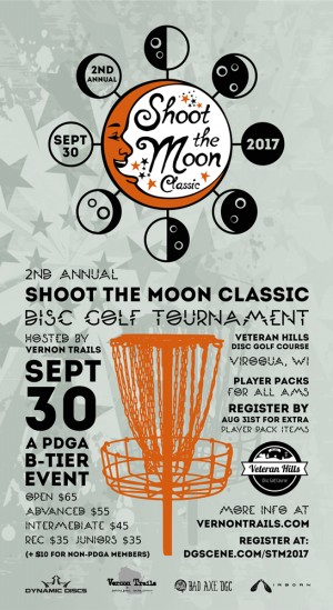 2nd Annual Shoot the Moon Classic graphic