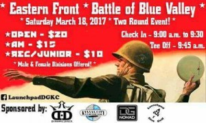 Battle of Blue Valley graphic