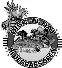 Disc 'n Dat Bluegrass Open graphic