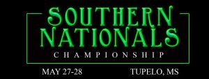 Southern Nationals Amateur Championships graphic