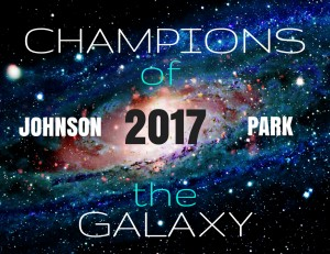 CHAMPIONS OF THE GALAXY graphic
