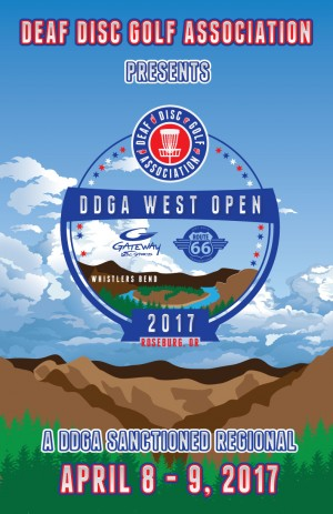 DDGA West Open graphic