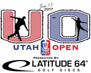 Utah Open Presented by Latitude 64 (Pro Tour) graphic