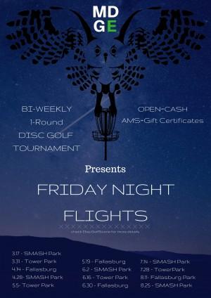 FRIDAY NIGHT FLIGHTS 9 graphic