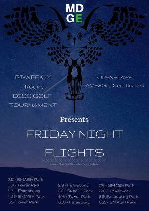 FRIDAY NIGHT FLIGHTS 10 graphic