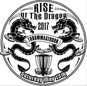 Throwmageddon - Rise of the Dragon graphic