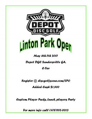 Linton Park Open graphic
