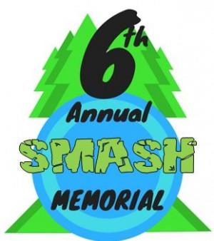 6th Annual SMASH Memorial graphic