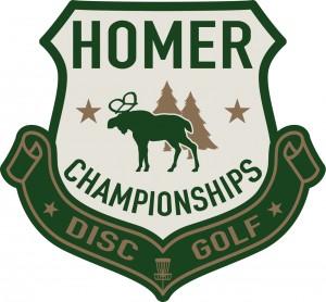 Homer Disc Golf Championships graphic