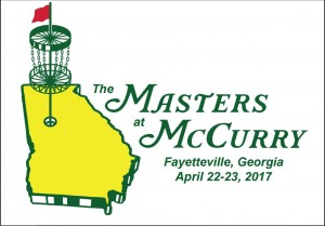 The Masters at McCurry (AM day) graphic