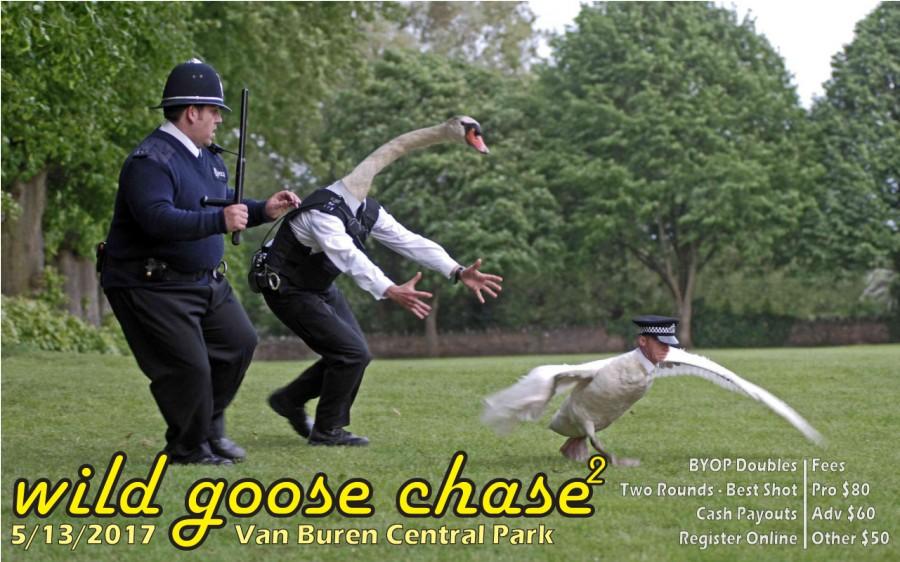 Wild Goose Chase 2 2017 Circle 7 Disc Golf 183 Disc Golf