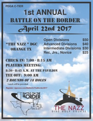 Battle on the Border graphic