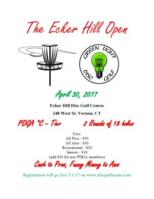 Ecker Hill Open III graphic