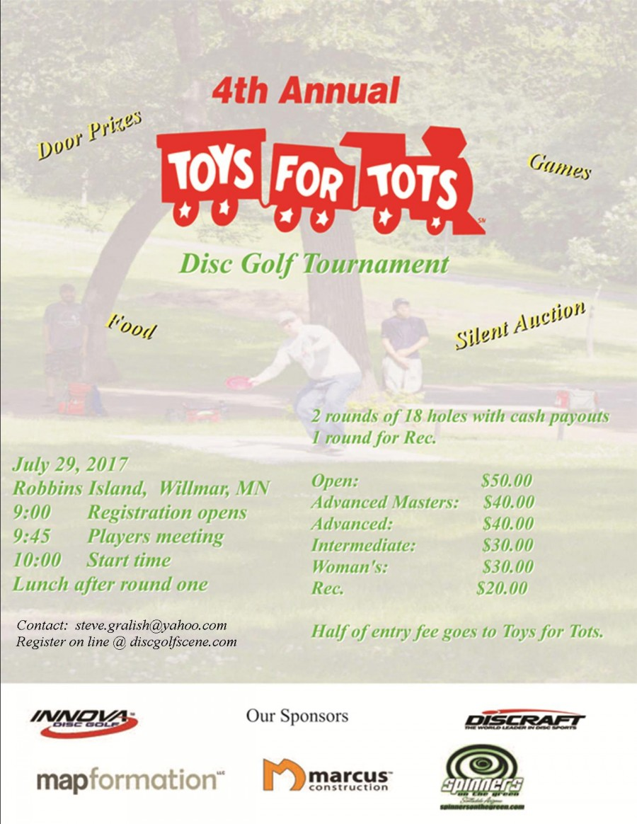 Toys For Tots Flyer 2017 : Th annual toys for tots tournament
