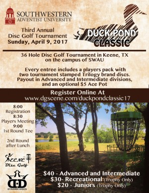 The Duck Pond Classic graphic