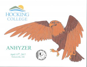Hocking College Anhyzer graphic