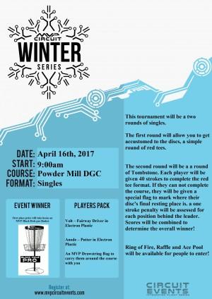 Marquette MVP Winter Series graphic