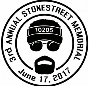 3rd Annual Stonestreet Memorial graphic