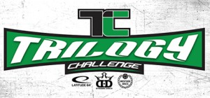 2017 Trilogy Challenge presented by Longs Peak Disc Golf Club graphic